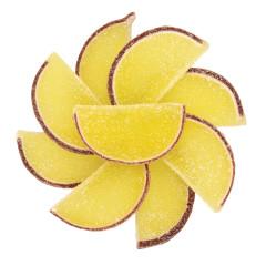 NASSAU CANDY PINEAPPLE FRUIT SLICES