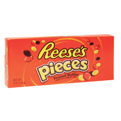 REESE'S PIECES 4 OZ THEATER BOX