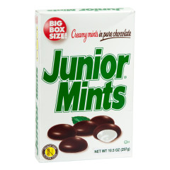 JUNIOR MINTS 10.5 OZ BIG BOX