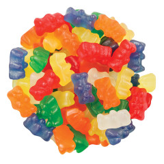CLEVER CANDY SUGAR FREE GUMMY BEARS