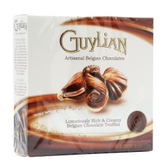 GUYLIAN CHOCOLATE TRUFFLES 6 PC BOX