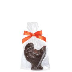 NANCY ADAMS BELGIAN DARK CHOCOLATE TURKEY 7 OZ