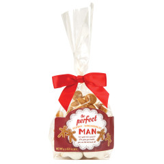 AMUSEMINTS THE PERFECT GUMMY GINGERBREAD MAN 6.5 OZ BAG