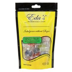 EDA'S SUGARFREE MIXED FRUIT 3.5 OZ POUCH