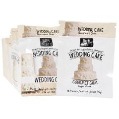 PROJECT 7 WEDDING CAKE GUM 0.53 OZ