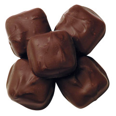 ASHER'S SUGAR FREE MILK CHOCOLATE VANILLA CARAMELS