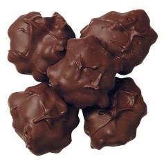 ASHER'S SUGAR FREE MILK CHOCOLATE CASHEW PATTY