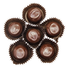ASHER'S DARK CHOCOLATE CHERRY CORDIALS