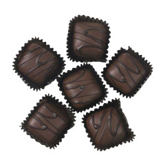 ASHER'S MILK CHOCOLATE CARAMELS
