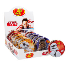 JELLY BELLY STAR WARS JELLY BEANS 1 OZ TIN