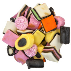 GUSTAF'S LICORICE ALLSORTS (ONLY FOR SALE IN CALIFORNIA)