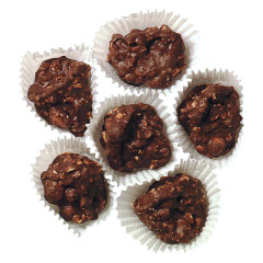 ASHER'S MILK CHOCOLATE PEANUT CLUSTERS