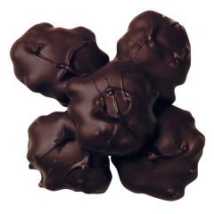 ASHER'S SUGAR FREE DARK CHOCOLATE PECAN PATTY