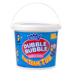 DUBBLE BUBBLE ORIGINAL 165 CT TUB