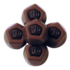 ASHER'S SUGAR FREE MILK CHOCOLATE ESPRESSO TRUFFLES