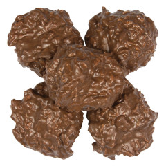 ASHER'S SUGAR FREE MILK CHOCOLATE COCONUT CLUSTERS