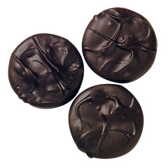 ASHER'S DARK CHOCOLATE OREOS