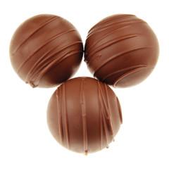 BIRNN MILK CHOCOLATE CHAMPAGNE DESSERT TRUFFLES