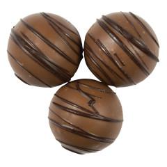 BIRNN MILK CHOCOLATE AMARETTO DESSERT TRUFFLES