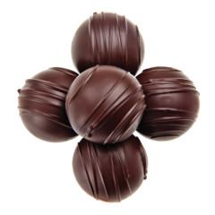 BIRNN BITE SIZE DARK CHOCOLATE CHAMPAGNE TRUFFLES
