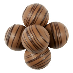 BIRNN BITE SIZE MILK CHOCOLATE AMARETTO TRUFFLES