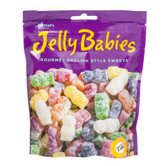 GUSTAF'S JELLY BABIES 7 OZ POUCH