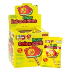 SUPER REBANADITAS WATERMELON POP