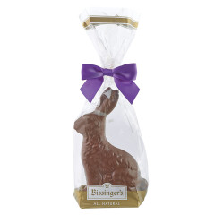 BISSINGER'S SOLD MILK CHOCOLATE 12 OZ EASTER BUNNY