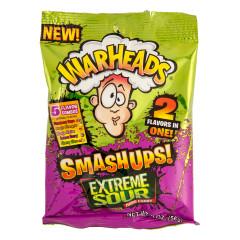 WARHEADS SMASHUPS 2 OZ BAG
