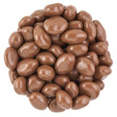 NASSAU CANDY BELGIAN MILK CHOCOLATE RAISINS