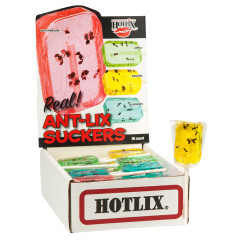 HOTLIX ANT LIX SUCKERS 1 OZ LOLLIPOP