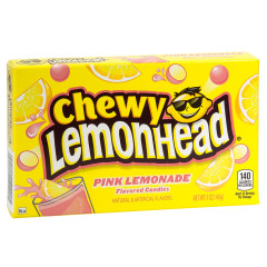 CHEWY LEMONHEAD PINK LEMONADE 5 OZ THEATER BOX