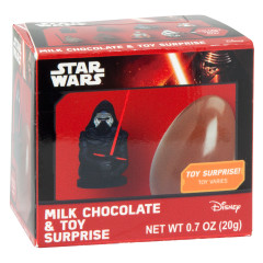 FINDERS KEEPERS STAR WARS CHOCOLATE AND TOY SURPRISE 0.7 OZ