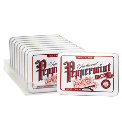 NANCY ADAMS PEPPERMINT BARK 4 OZ TIN