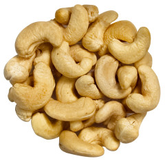 CASHEWS ORGANIC RAW FANCY 320 CT