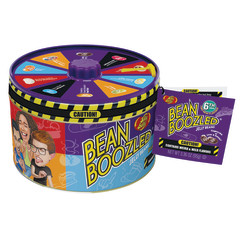 JELLY BELLY BEANBOOZLED JELLY BEANS 3.36 OZ SPINNER TIN