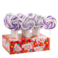 WHIRLY POP LAVENDER AND WHITE 1.5 OZ
