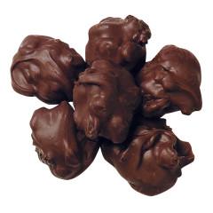 ASHER'S NO SUGAR ADDED MILK CHOCOLATE RAISIN CLUSTERS