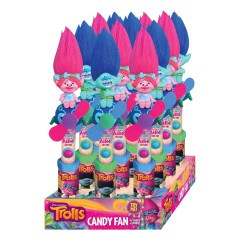 TROLLS CANDY FAN 0.53 OZ