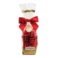 BISSINGER'S MILK CHOCOLATE CARAMEL VALENTINE'S DAY PRESENTS 7 OZ BAG