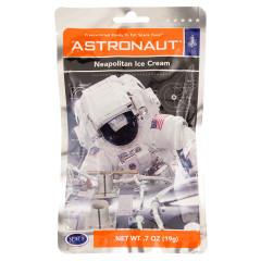 ASTRONAUT NEAPOLITAIN ICE CREAM 1 OZ BAG