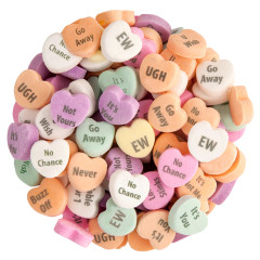 CONVERSATION HEART BREAKERS