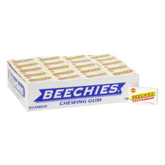 BEECHIES PEPPERMINT GUM