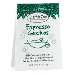 GRAFFITI ZOO ESPRESSO GECKOS 2.4 OZ BOX *FL DC ONLY*
