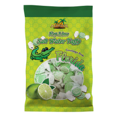 ANASTASIA FLORIDA KEY LIME TAFFY 6 OZ PEG BAG *FL DC ONLY*