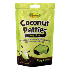 ANASTASIA KEY LIME COCONUT PATTIES 5 OZ POUCH *FL DC ONLY*