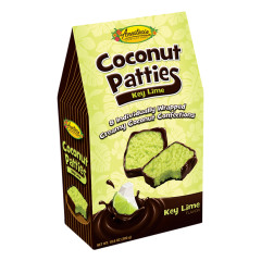 ANASTASIA KEY LIME COCONUT PATTIES 10.6 OZ GABLE BOX *FL DC ONLY*