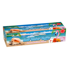 ANASTASIA ASSORTED TAFFY FLORIDA BEACH 12 OZ BOX *FL DC ONLY*