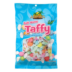 ANASTASIA ASSORTED TAFFY 6 OZ PEG BAG *FL DC ONLY*