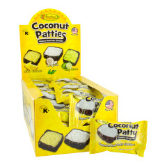 ANASTASIA ORIGINAL COCONUT PATTIES 1 PC
